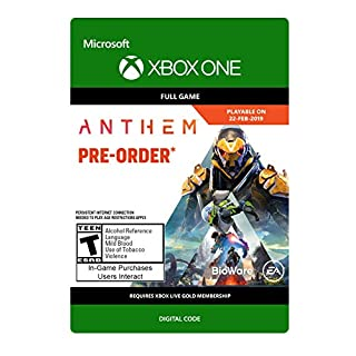Anthem - Xbox One [Digital Code]