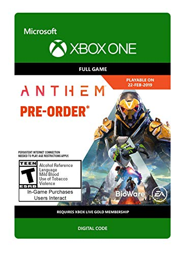 Anthem (Pre-Purchase) - Xbox One [Digital Code]
