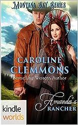 Montana Sky: Amanda's Rancher (Kindle Worlds)