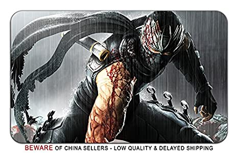 Amazon.com : Ninja Gaiden Video Game Stylish Playmat ...