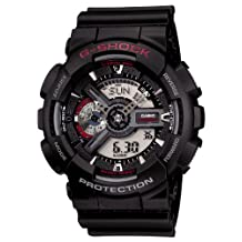Casio G-shock Japanese Model [ Ga-110-1ajf ] (japan import)