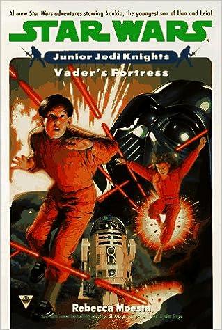 Vaders Fortress Star Wars: Junior Jedi Knights, Book 5