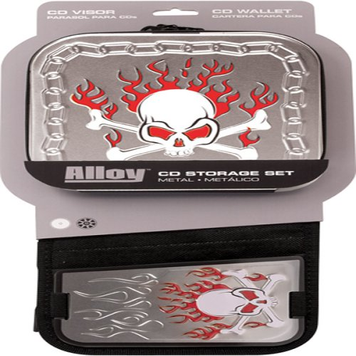 UPC 760281820031, COMPUTER EXPRESSIONS 82003 Alloy CD Storage Set ( Skull )