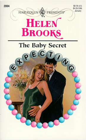 book cover of The Baby Secret