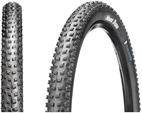 Arisun Uni Mount Bona neumático de Bicicleta, Negro, 26 x 2.25/54 ...