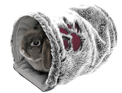 (Rosewood Pet Reversible Snuggle Tunnel)