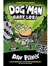 Dog Man gaat los!