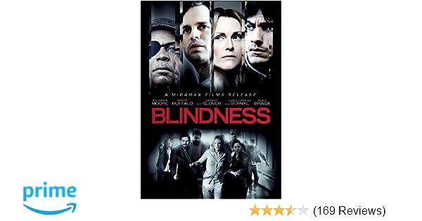 cda83dd7321 Amazon.com: Blindness: Maury Chaykin, Danny Glover, Julianne Moore, Don  McKellar, Sandra Oh, Mark Ruffalo, Yoshino Kimura, Yusuke Iseya, Gael  GarcÃa Bernal, ...
