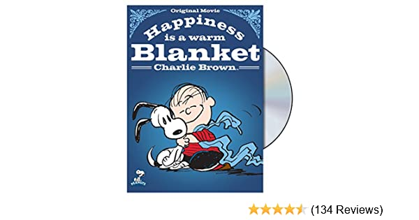Charlie Brown Christmas Racist.Amazon Com Happiness Is A Warm Blanket Charlie Brown Andy