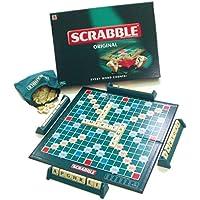 JoyeWe Scrabble Scrabble Crossword Board Game