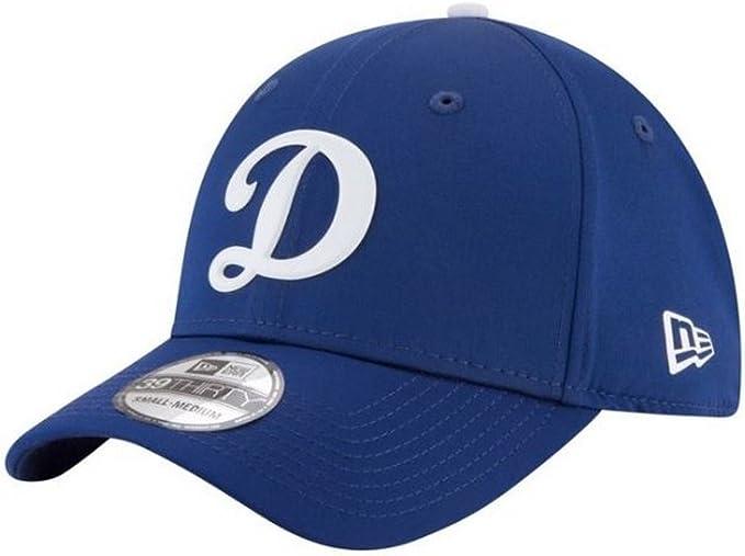 buy popular latest discount finest selection New Era Los Angeles Dodgers Baseball Hat Cap MLB 2018 Batting ...