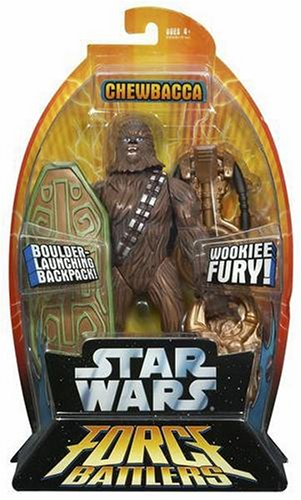 (Hasbro Star Wars Force Battlers Chewbacca)