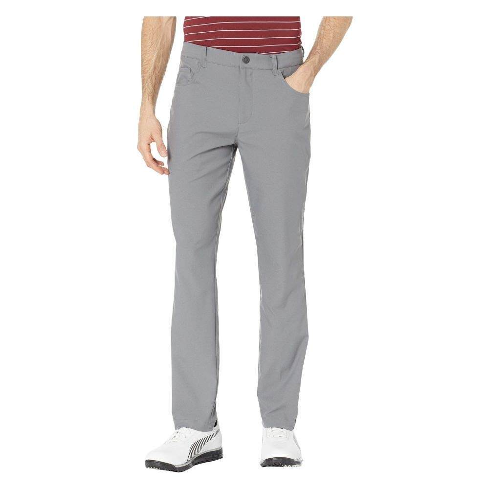 PUMA Golf (プーマ) メンズ ボトムスパンツ Jackpot Five-Pocket Pants Quiet Shade サイズ33X32 [並行輸入品]   B07NBCHWCD