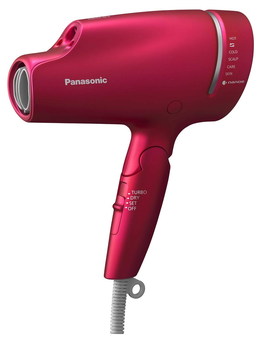 Panasonic EH-NA9A-RP hair dryer nano care rouge pink 1200W Japan Domestic genuine products