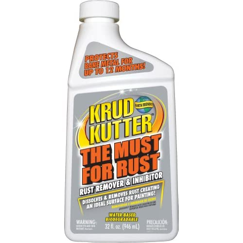 KRUD KUTTER MF32/6 The Must for Rust, 32-Ounce 85%OFF