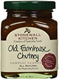 Stonewall Kitchen Old Farmhouse Chutney - Net Wt. 241g(8.5 oz.)