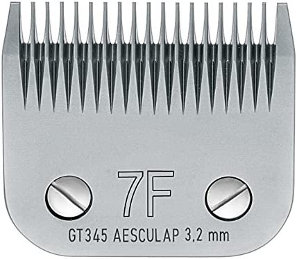 *Aesculap* Scherkopf SnapOn 7 F 3,2 mm gratis Versand GT345