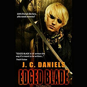 Edged Blade Audiobook