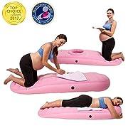 Cozy Bump Pink Cozy Pregnancy Pillow