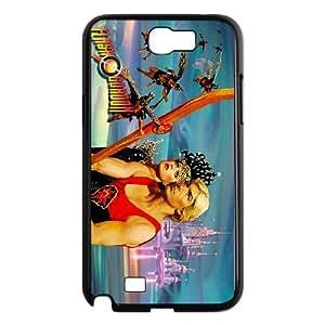 Flash Gordon Samsung Galaxy N2 7100 Cell Phone Case BlackA5871908