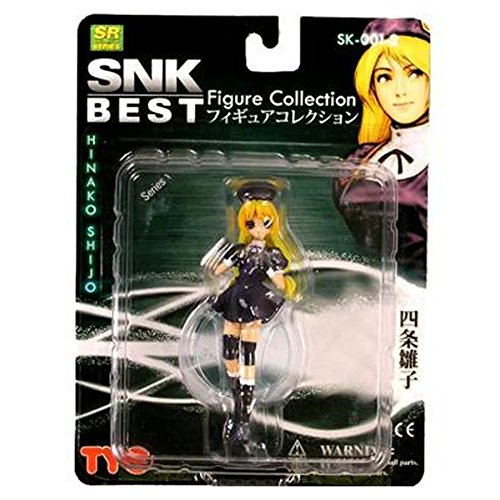 SNK Best Figure Collection: Hinako Shijo King of Fighters Action Figure (Snk Collection Best)