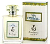 Carthusia Via Camerelle Eau de Toilette 3.4 Oz./100 ml New in Box