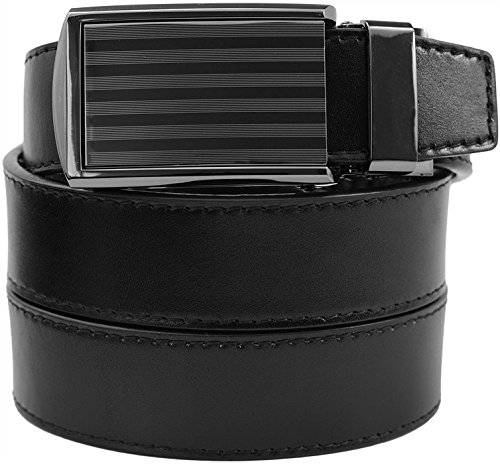Large Product Image of SlideBelts Men's Classic Leather Belt with Premium Buckle