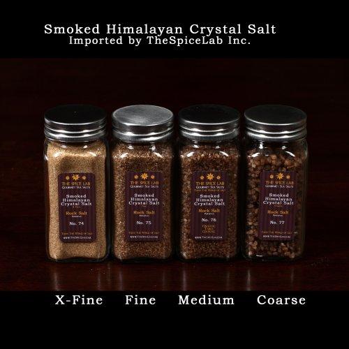 The Spice Lab Smoked Himalayan Crystal Salt, Medium, Rock