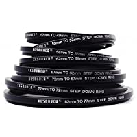 Lens and Filter Adapter Rings