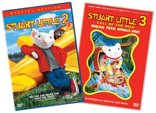 Stuart Smidgin 2 Special Edition & Stuart Little 3: Call of the Wild Sneak Peek Bonus Disc