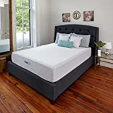 Classic Brands Cool Gel Jade Memory Foam 10.5-Inch Mattress, King
