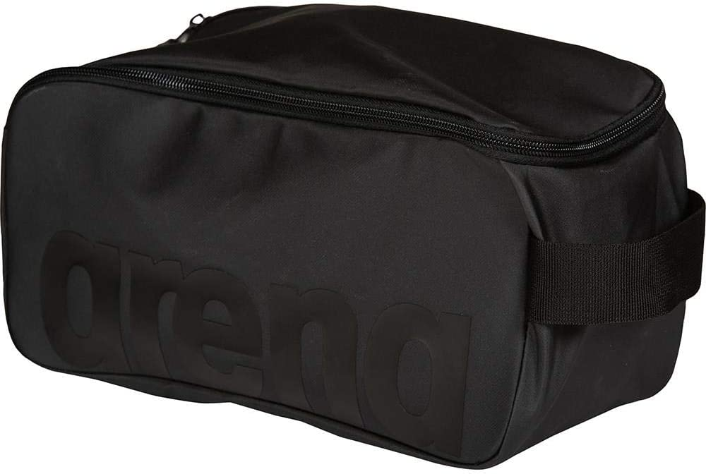 Arena Team All Adult Shoe Bag Wash Bag One Size Black