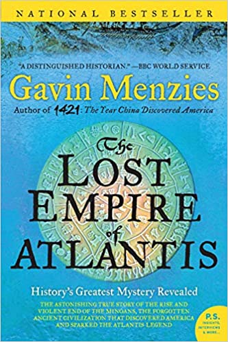 Will History Disappear Along With Books >> The Lost Empire Of Atlantis History S Greatest Mystery Revealed