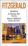 Nouvelles, numéro 49 : Absolution - Le Premier Mai - Retour à Babylone (édition bilingue français/anglais) par Fitzgerald