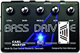Carl Martin Bass Drive Bass EQ Effect Pedal
