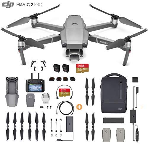 DJI Mavic 2 Pro (DJI_Mavic2_Pro_Smart_FlyMore_MustHave)