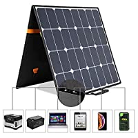 Kingsolar Solar Charger 100W Portable So...