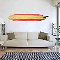 V C DESIGNS LTD & ROT, SURFBOARD, AUS VINYL, WANDDEKO, MOTIV