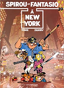 "Afficher ""Spirou à New York"""