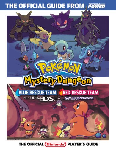 Official Nintendo Pokémon Mystery Dungeon: Blue Rescue Team/Red Rescue Team  Player's Guide (Pokemon Mystery Dungeon Red Rescue Team Guide)