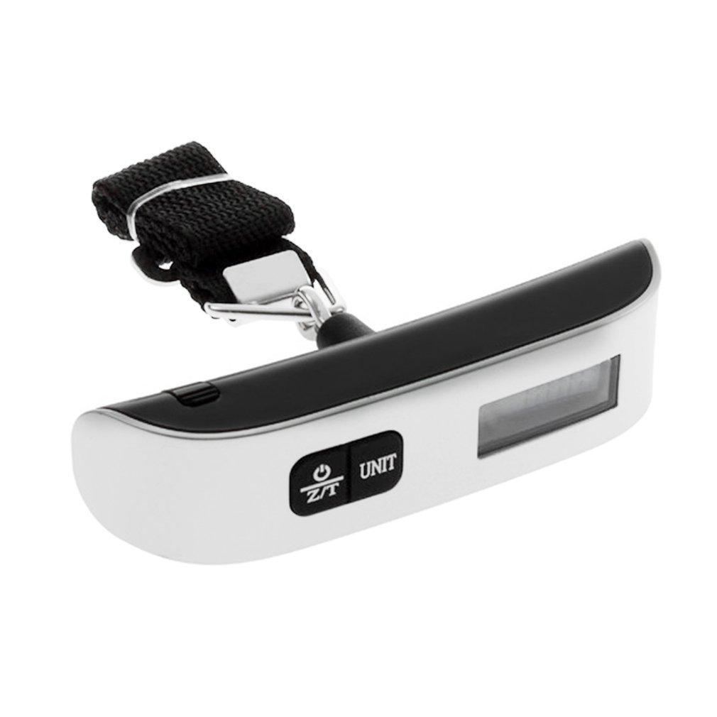 Ulable Báscula de Peso para Equipaje Portátil y electrónica, 50 kg: Amazon.es: Electrónica