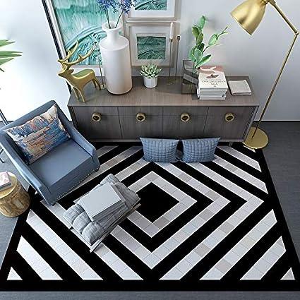 bas prix 7dbee bfaee WDDY Tapis Salon Moderne Minimaliste ménage Table Basse ...