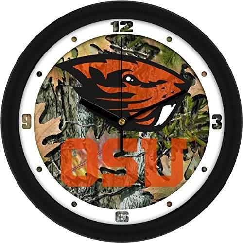 SunTime NCAA Oregon State Beavers Wall Clock - ()