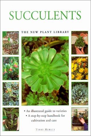 Succulents (Little Plant Library)