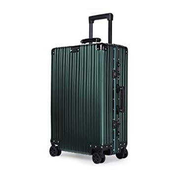Amazon.com: Xiao Jian-Luggage Set de equipaje de aleación de ...