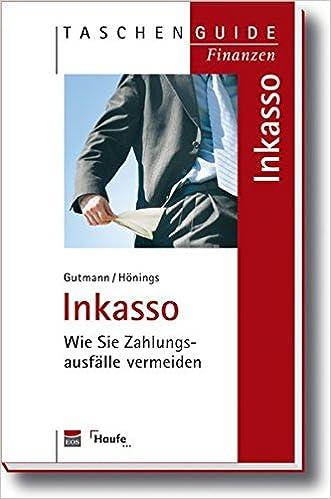 Inkasso 9783448075427 Amazoncom Books