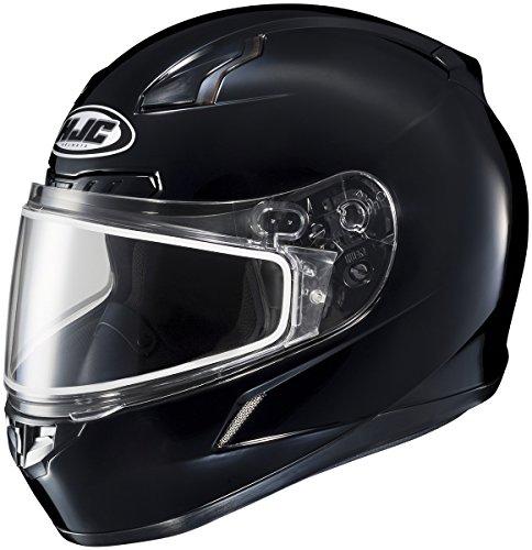 HJC CL-17 Black Snow Helmet Black Snow XS 1151-0105-03
