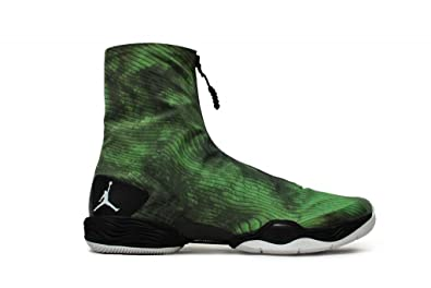 size 40 a8b0e 655d9 Nike Men s Air Jordan XX8 - 584832301 - Electric Green White  RARE  - UK ...