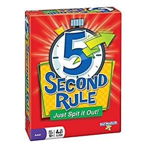 PlayMonster 5 Second Rule