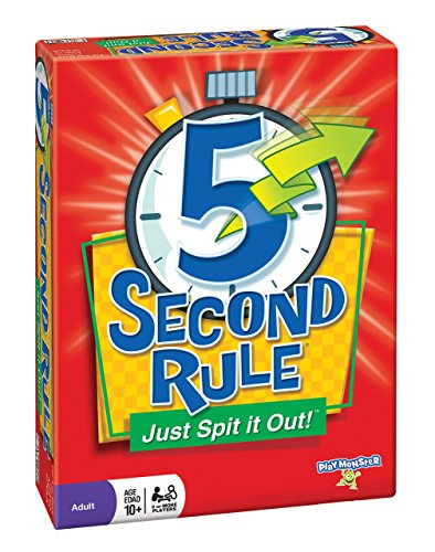5 Second Rule – Just Spit it Out! image